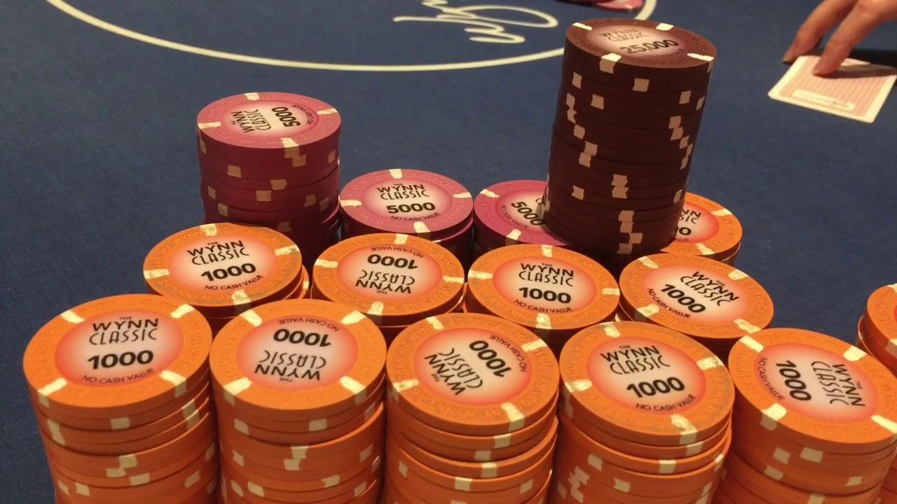 Jeff Boski - Vlog #36 : $300,000 Wynn Day 2