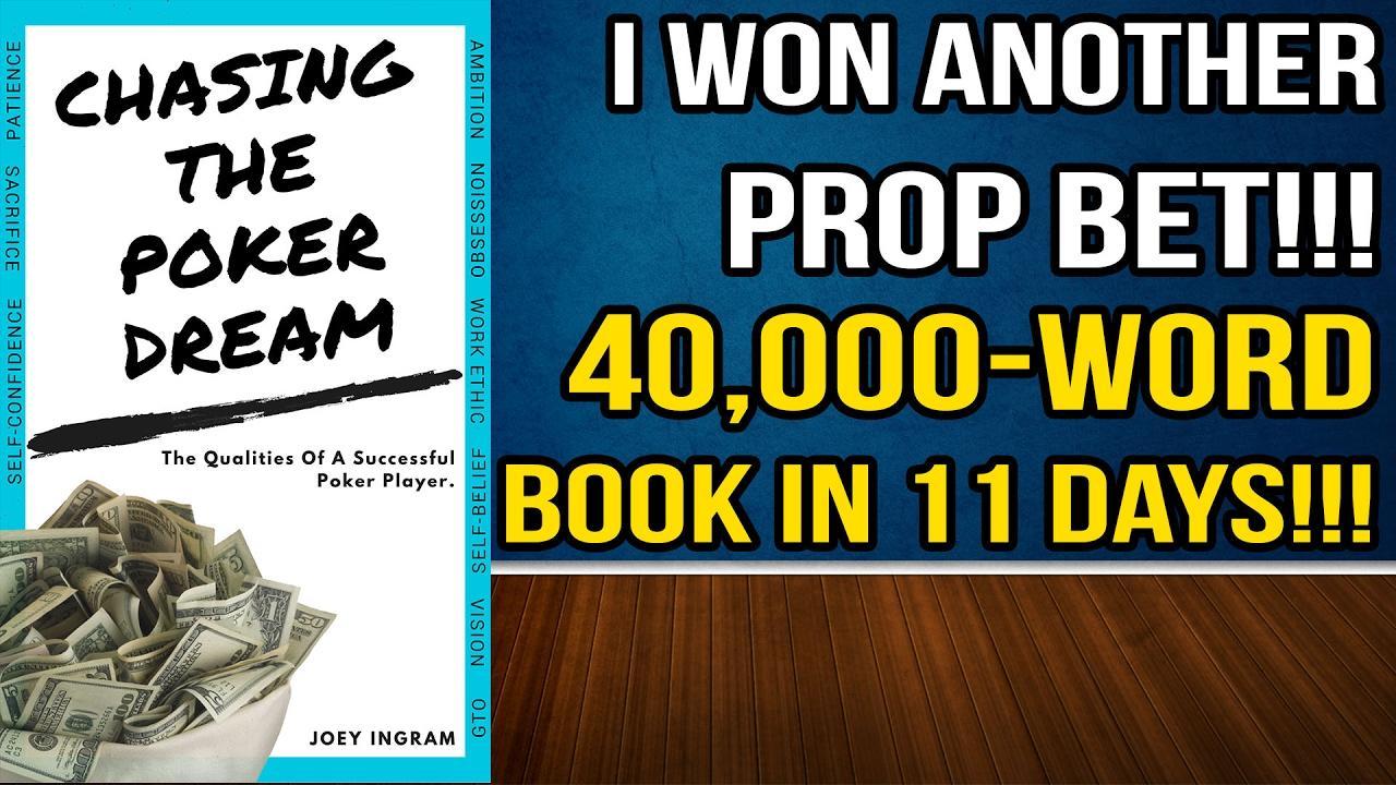 Joey Ingram - I AM AN AUTHOR!