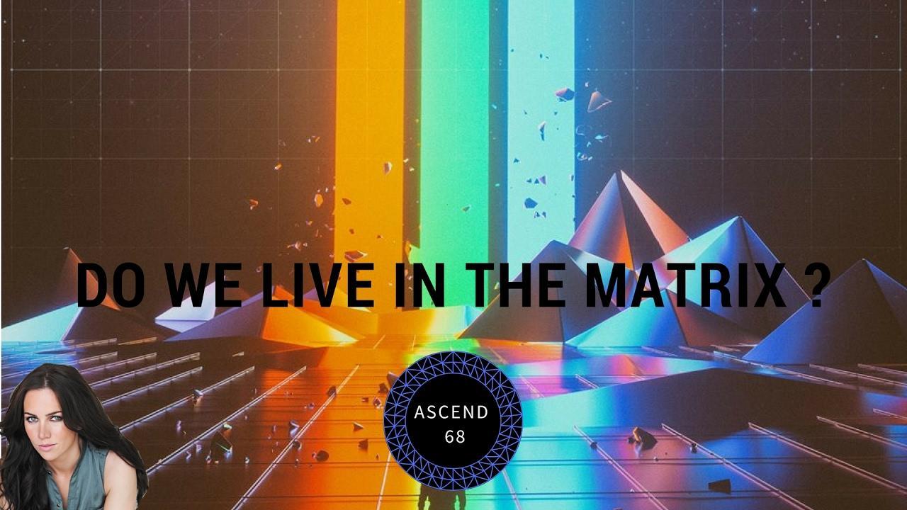 Liv Boeree - Do We Live In The MATRIX?