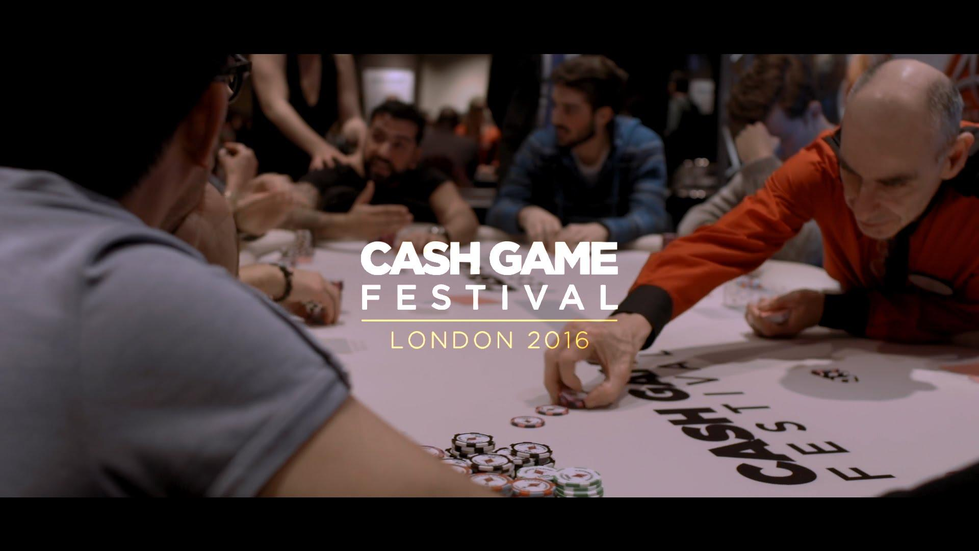 London Cash Game Festival 2016 - Aftermovie