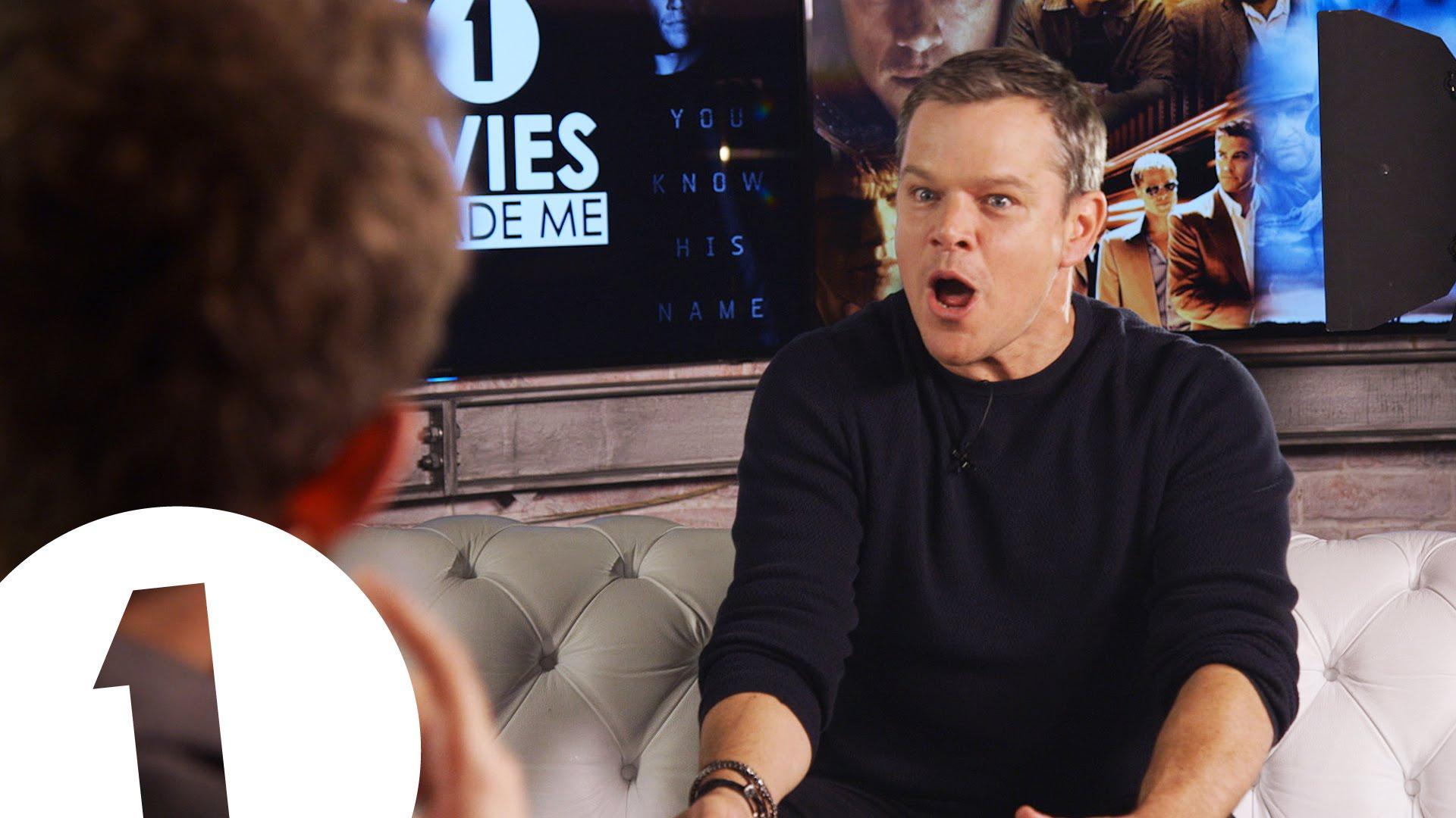 Matt Damon Impersonates Teddy KGB in Rounders