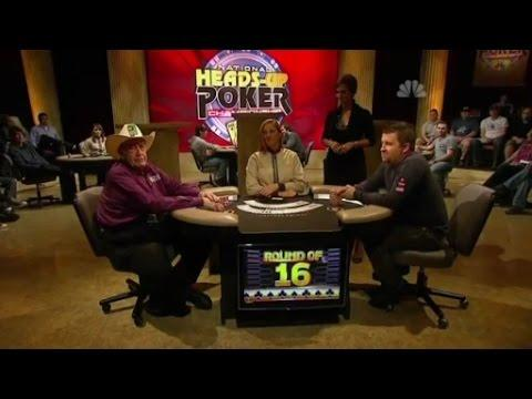 National Heads-Up Poker Championship - Brunson Vs Moneymaker