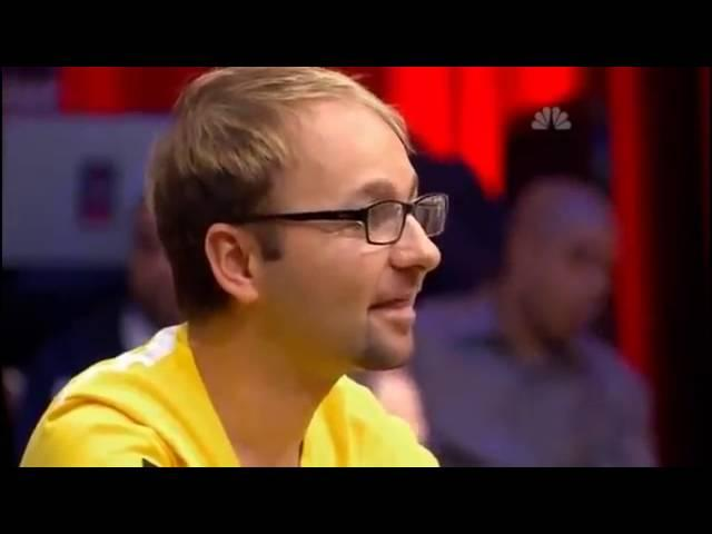 National Heads-Up Poker Championship - Negreanu Vs Mercier