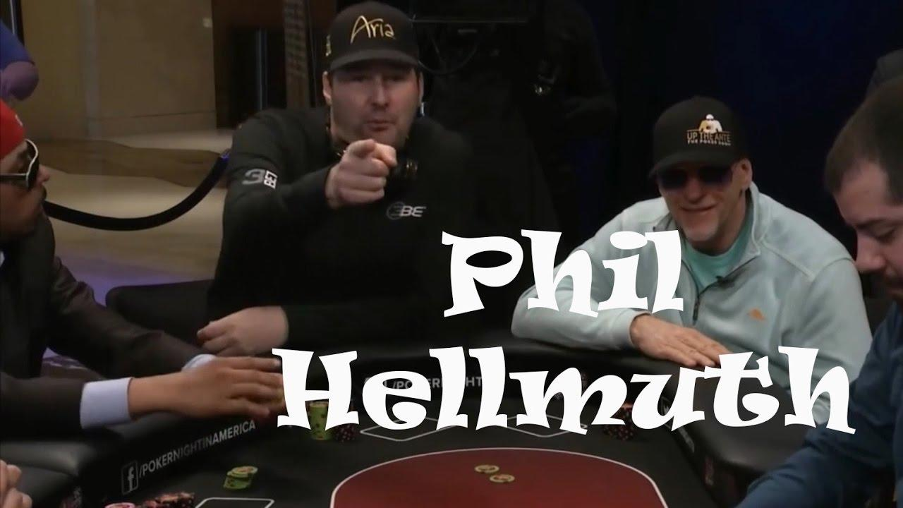 Phil Hellmuth Rants and Goes Broke!