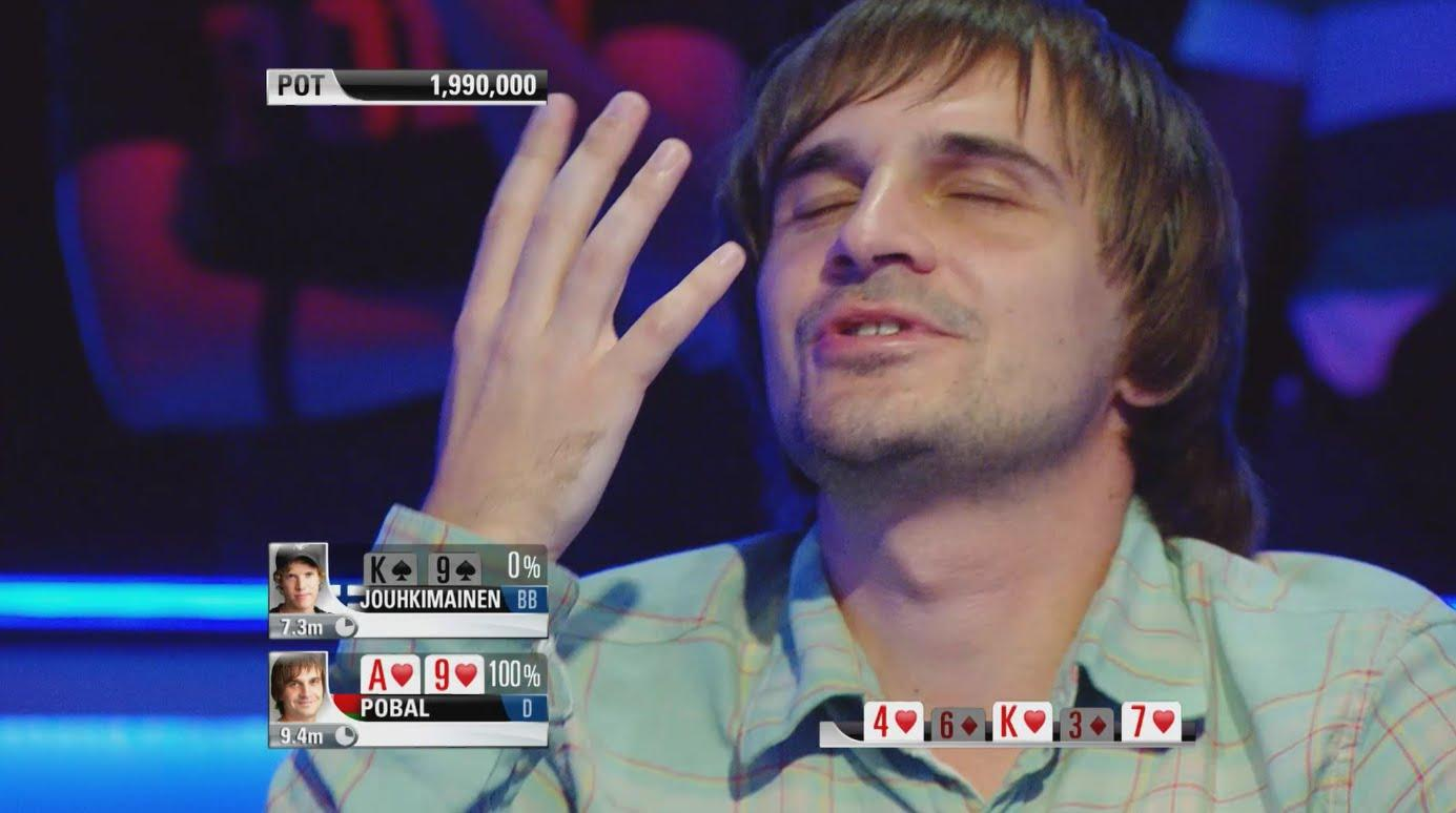 Pobal Makes The Worst Mistake In Poker