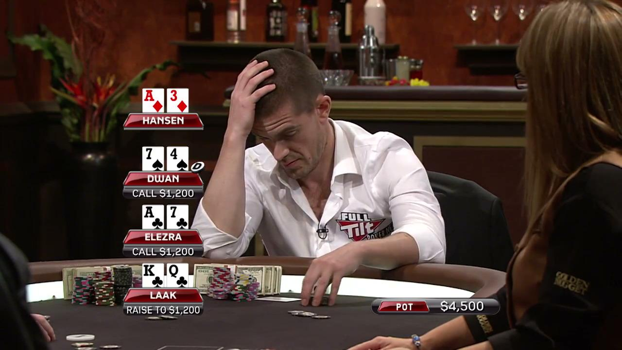Poker After Dark - $160k Pot Between Dwan and Hansen