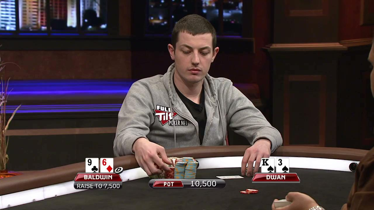 Poker After Dark - Baldwin Vs Dwan Heads-Up