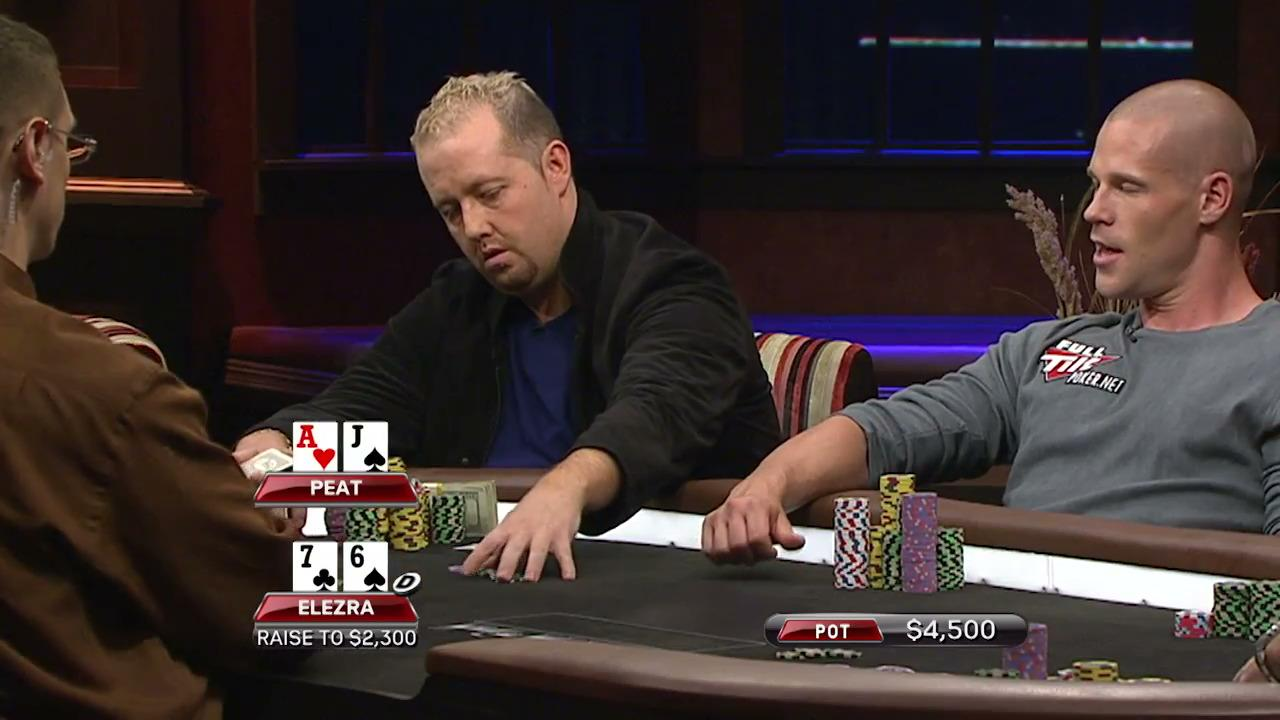 Poker After Dark - Peat Rivers Elezra