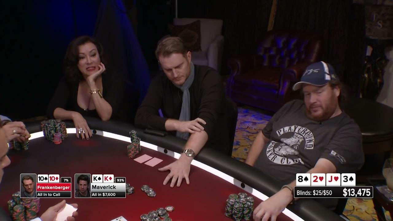 Poker Night in America - S02E15 - The Maverick