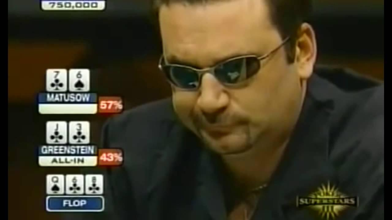 Poker Superstars - Matusow and Greenstein Heads-Up