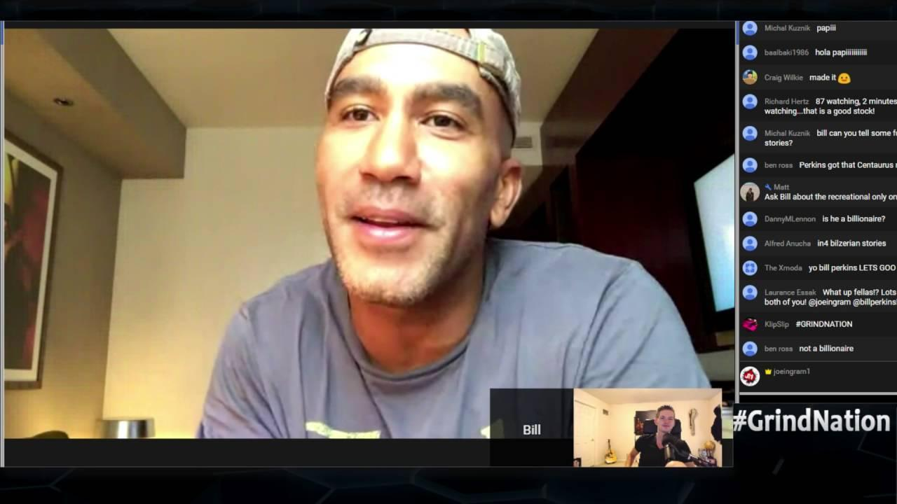 PokerLife Podcast - With Guest Bill Perkins