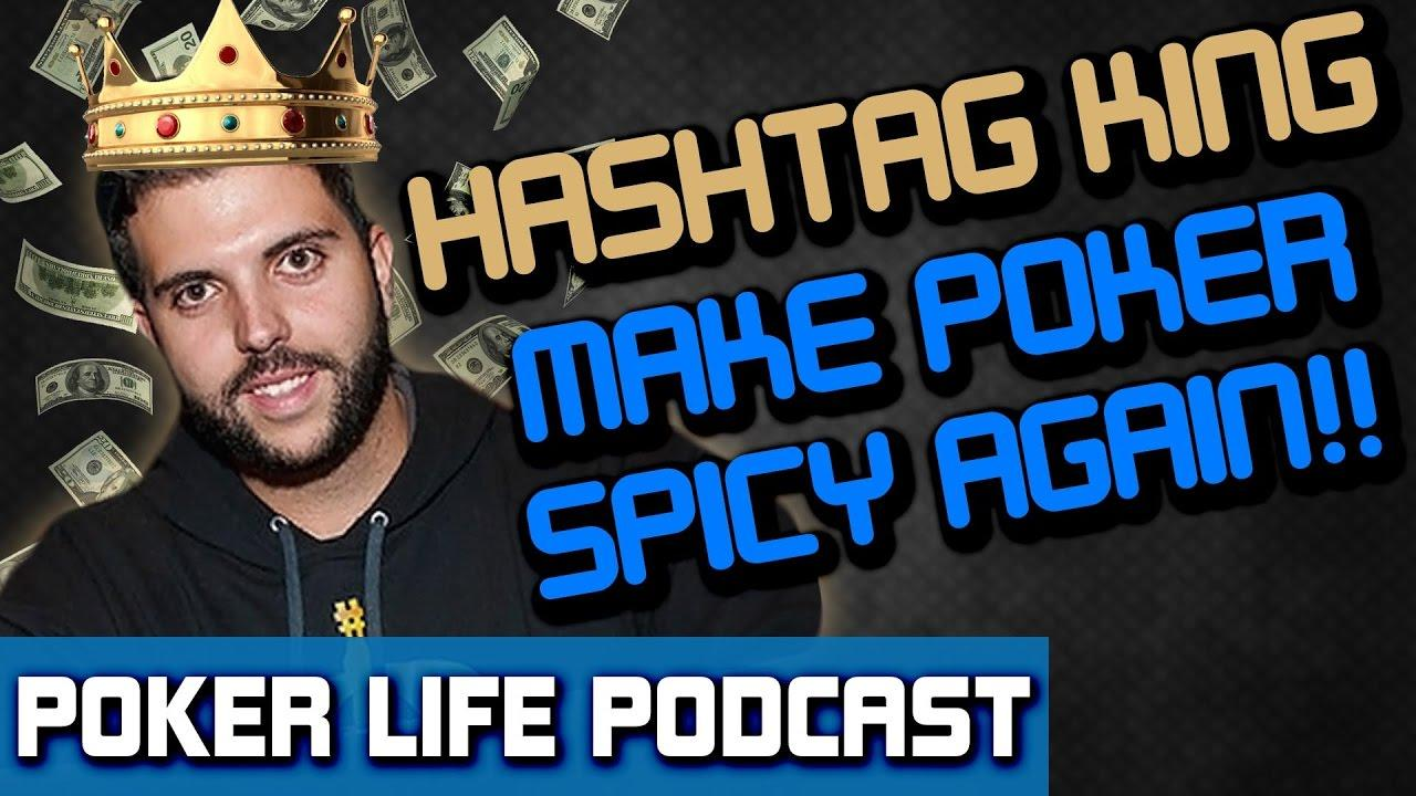 PokerLife Podcast - with Guest Salomon Ponte