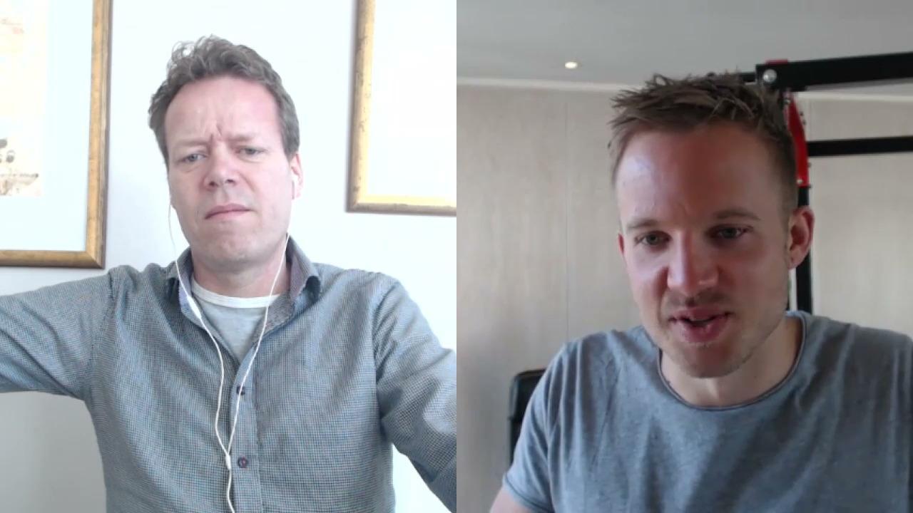 Rikard Interviews - Martin Jacobson