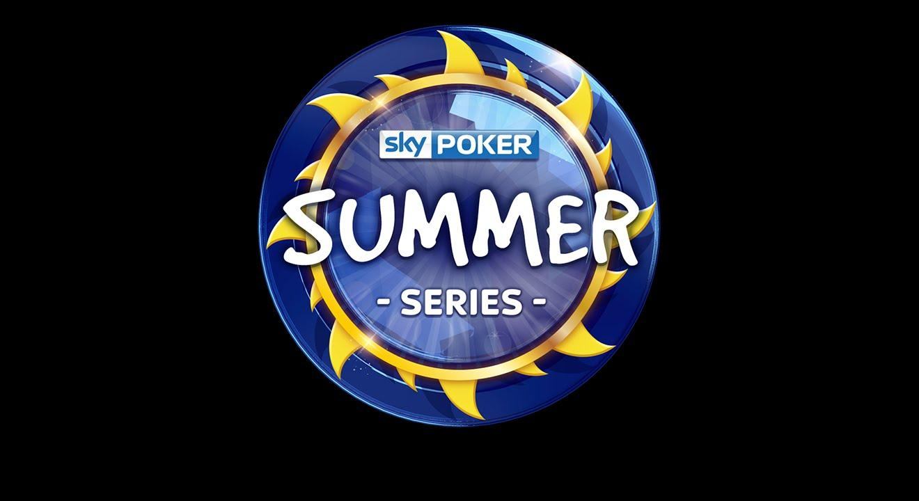 Sky Poker - Summer Series ME Final Table - Sunday 7th August