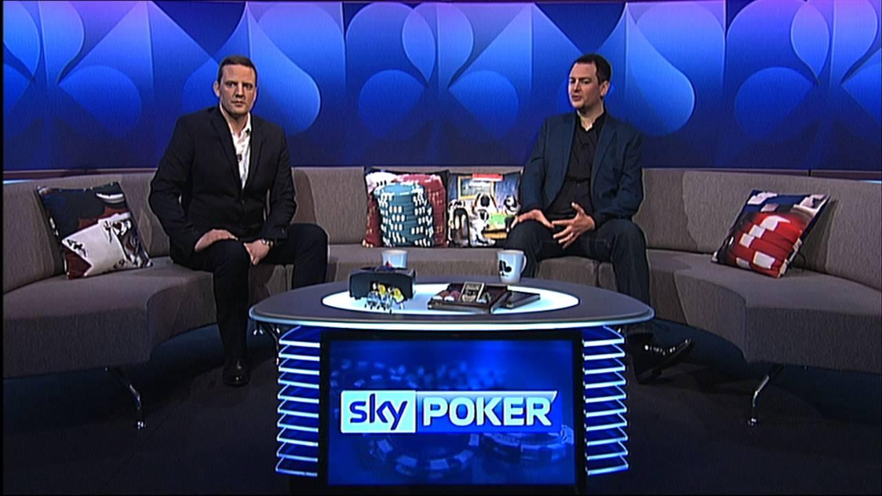 Sky Poker - Sunday Major Final Table - 16th October 2016