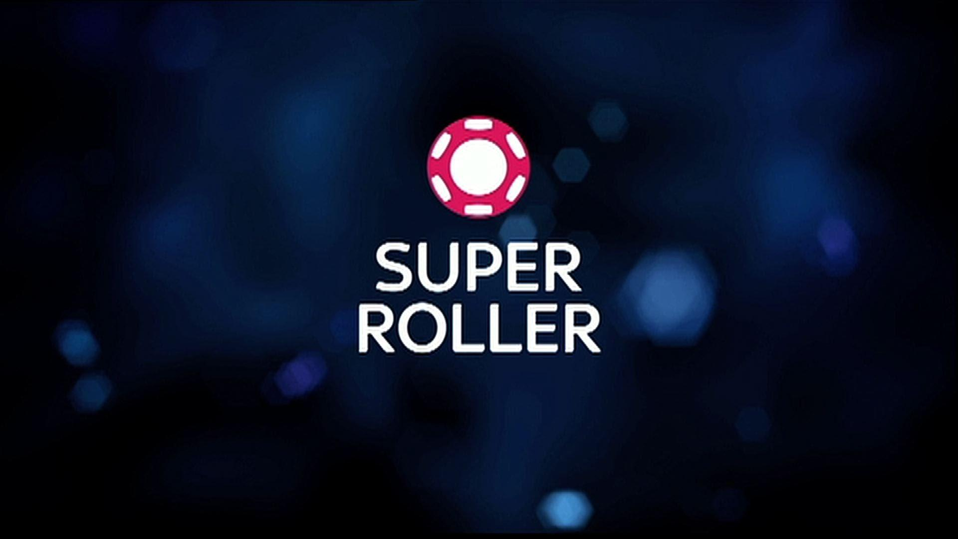 Sky Poker - Super Roller Final Table - 14th August 2016