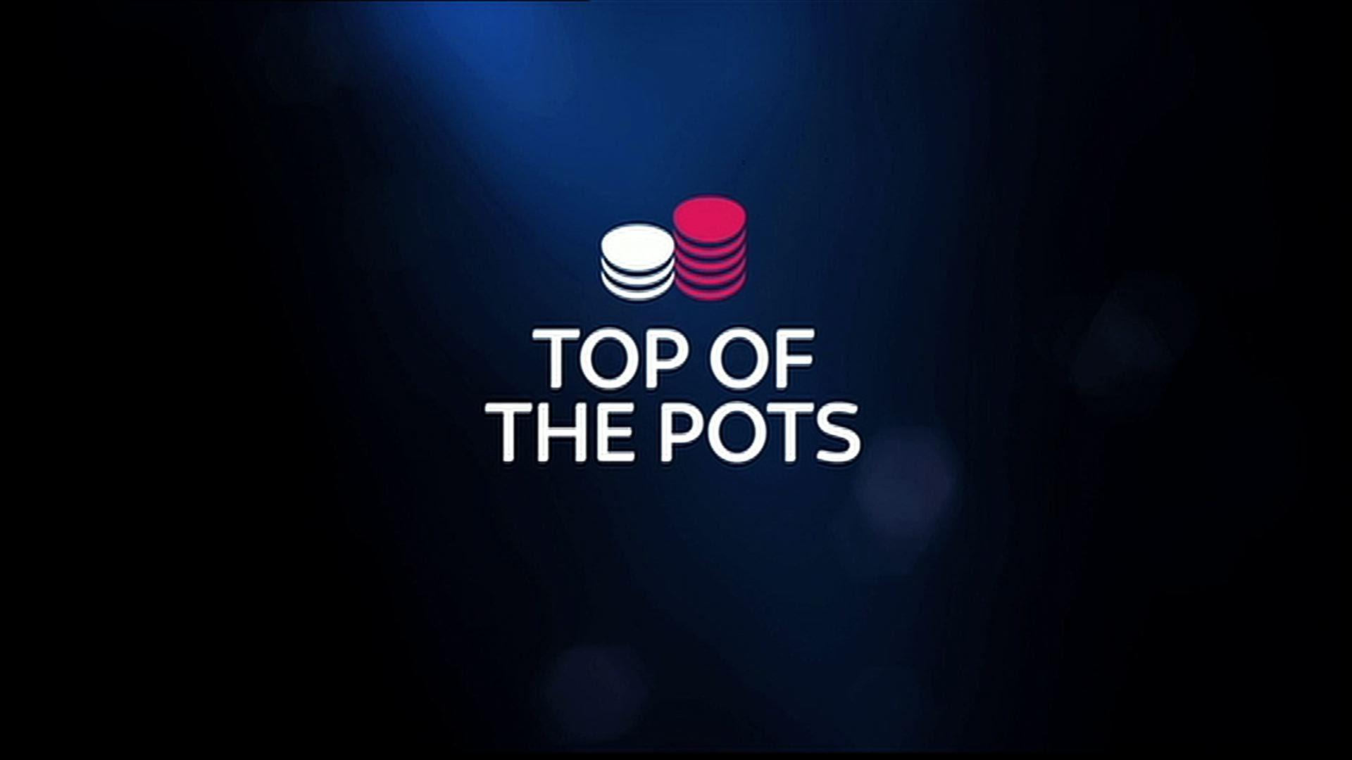 Sky Poker - Top Of The Pots - 25th September 2016
