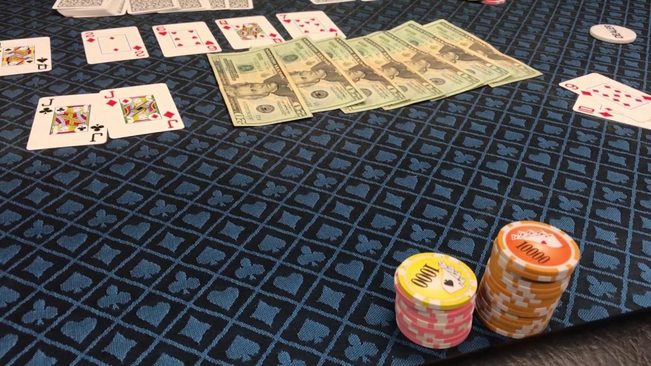 Small Tournament Poker Vlog - Pilot Episode