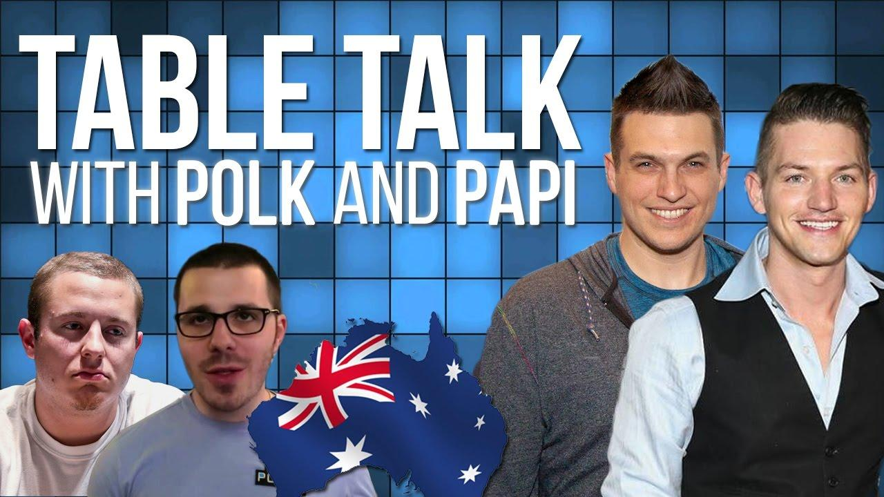 Table Talk with Polk and Papi