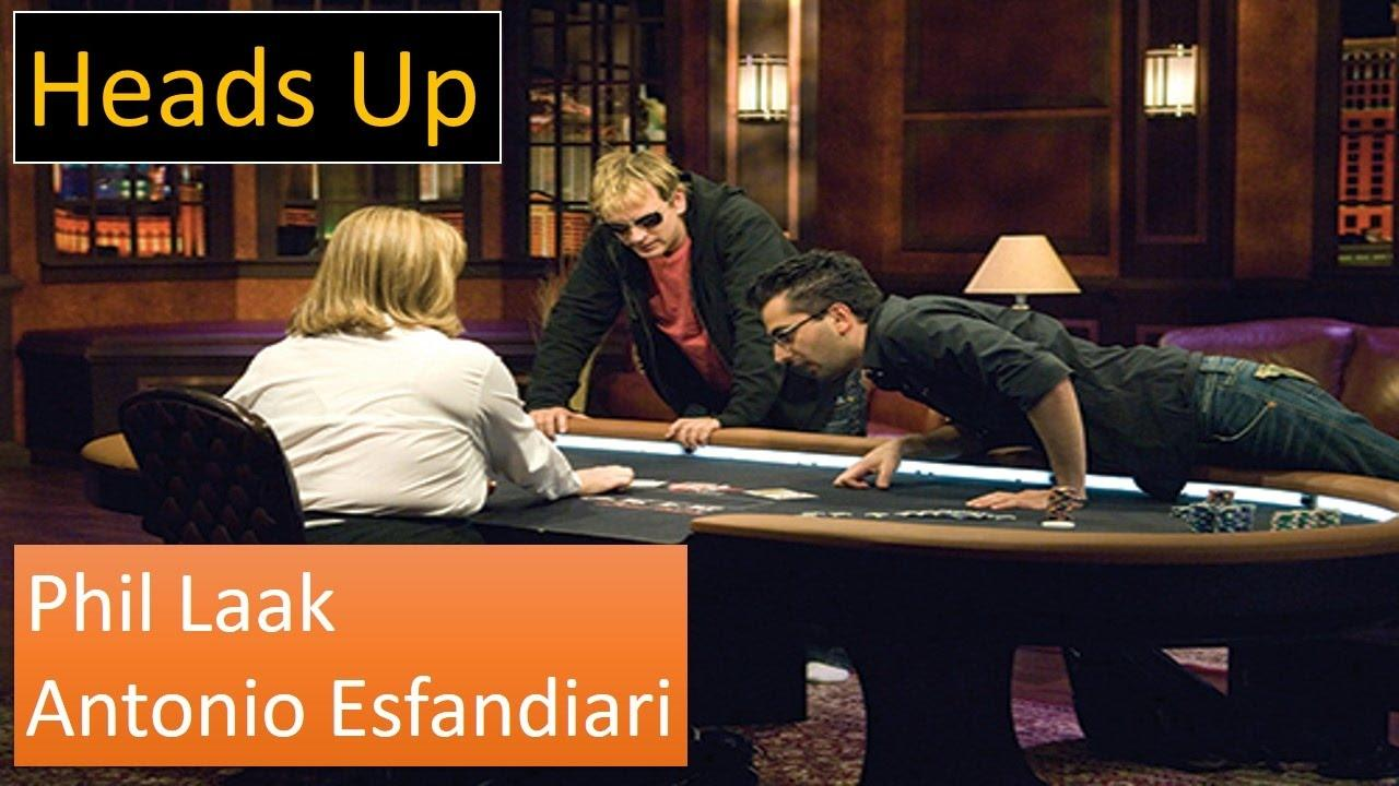 The Best Heads-Up Match Between the Unabomber and the Magician!