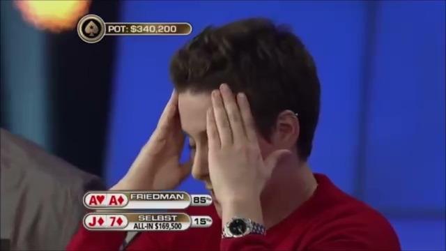 The Big Game - Vanessa Selbst Gets Mad!