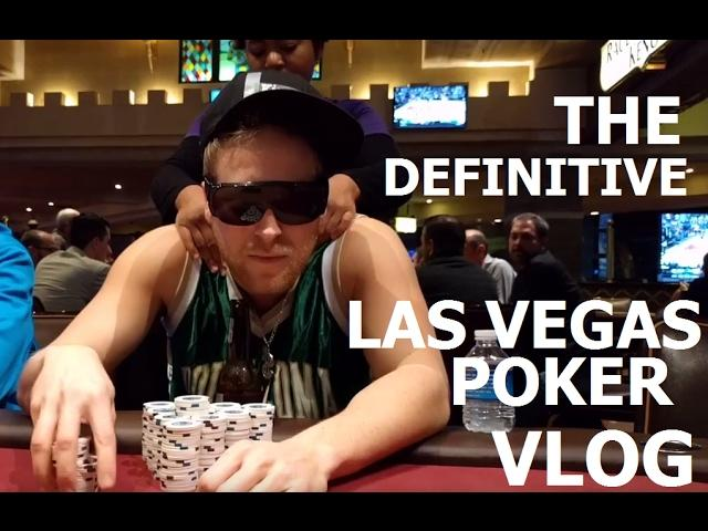 The Definitive Las Vegas Poker Vlog