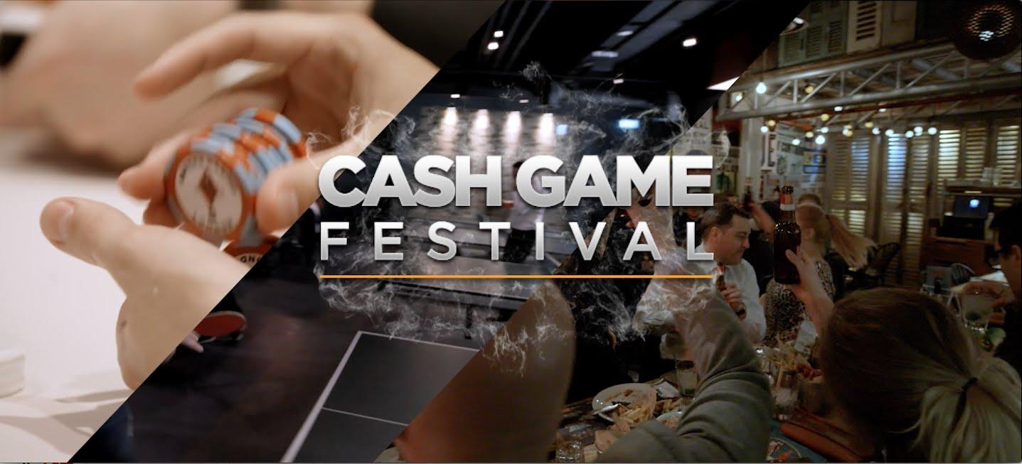 The London Cash Game Festival is Coming!