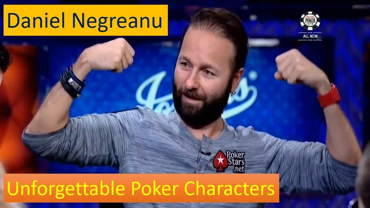 The Unforgettable Daniel Negreanu