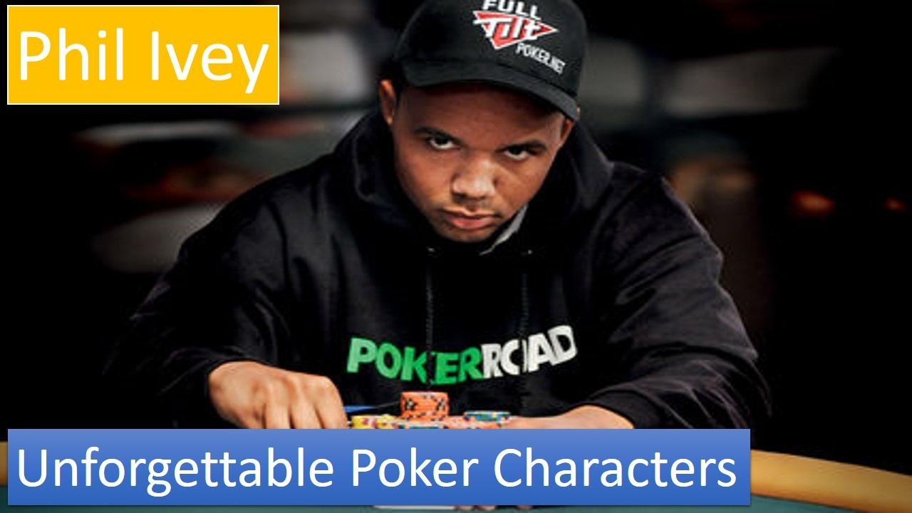 The Unforgettable Phil Ivey