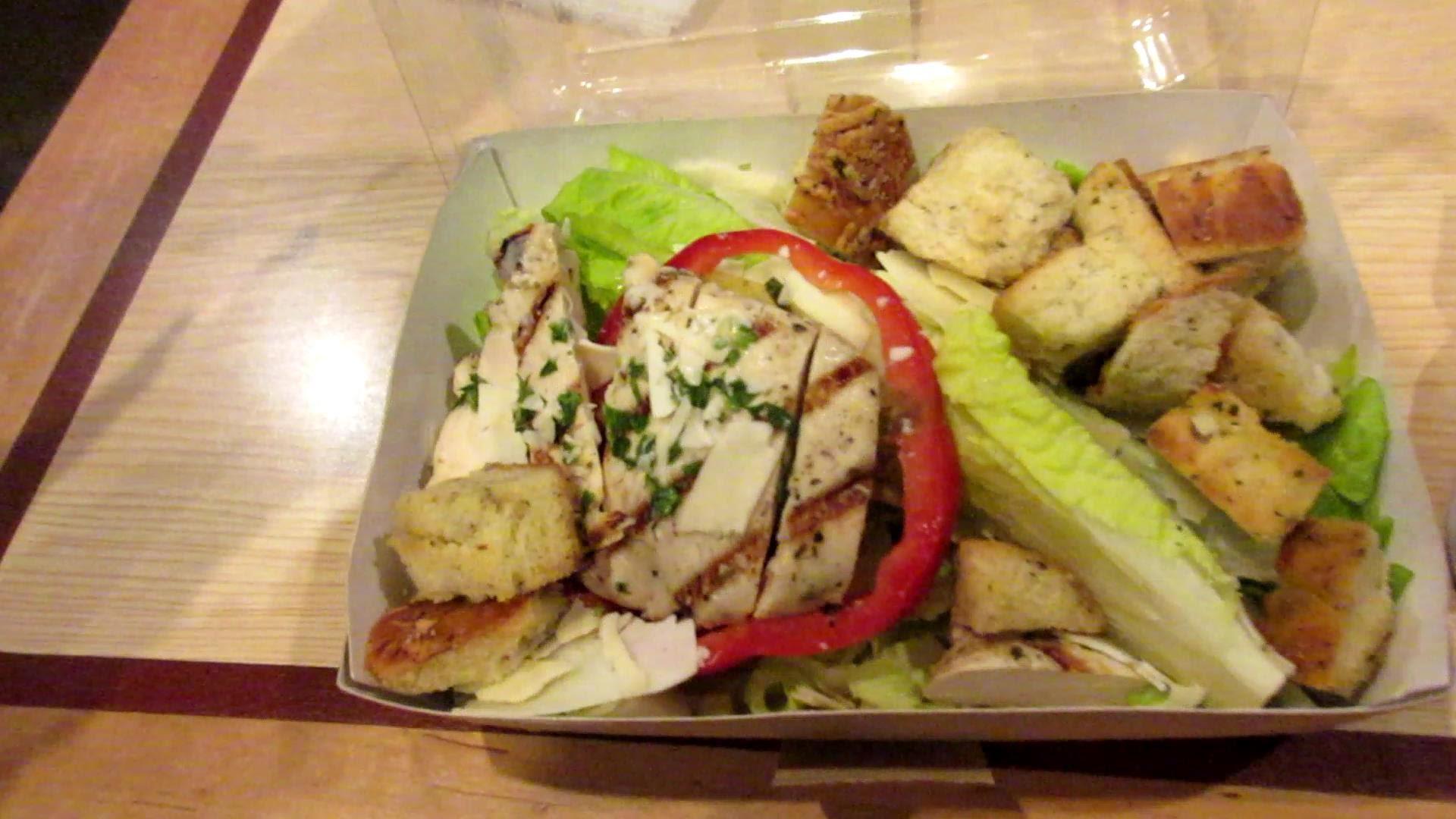 TheTrooper97 - Eating Healthy in Las Vegas