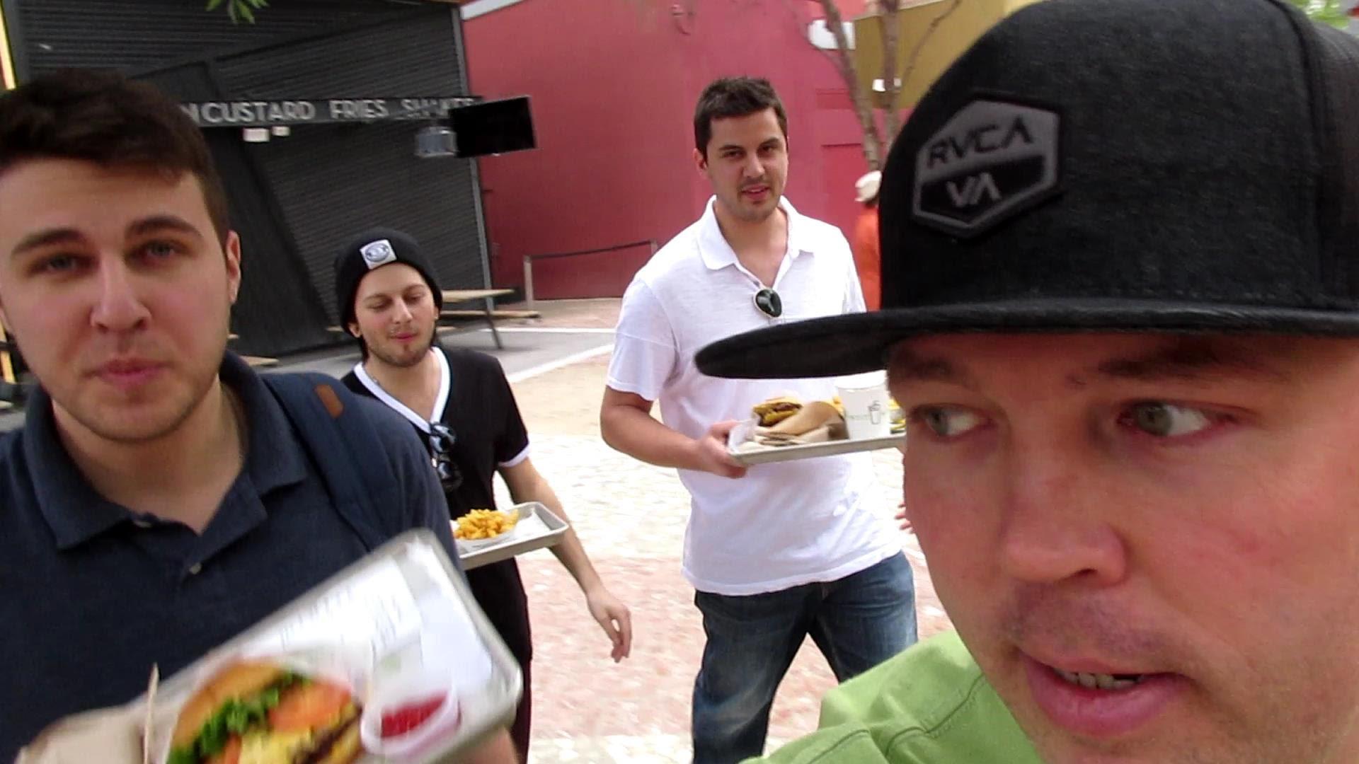 TheTrooper97 - Meeting YouTubers in Las Vegas