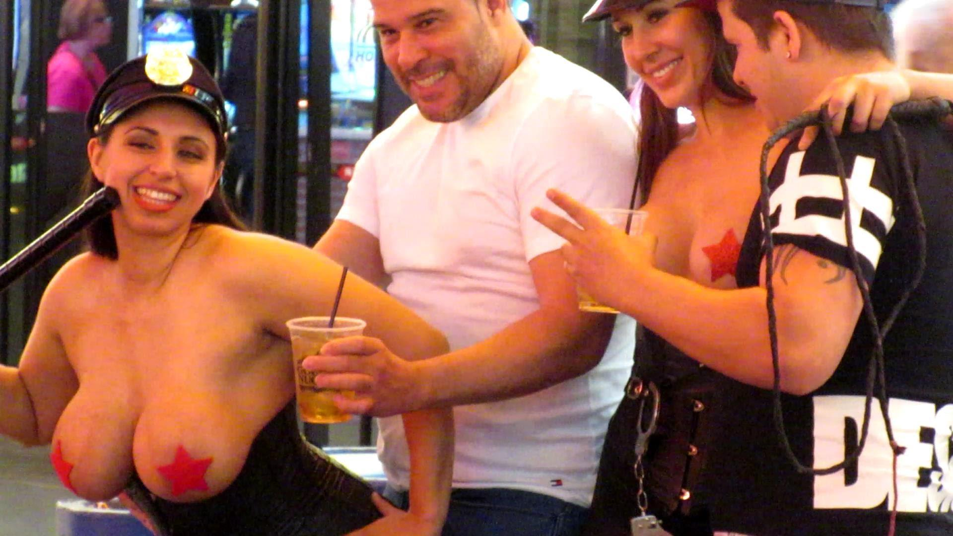 TheTrooper97 - Naked Chicks on Fremont Street