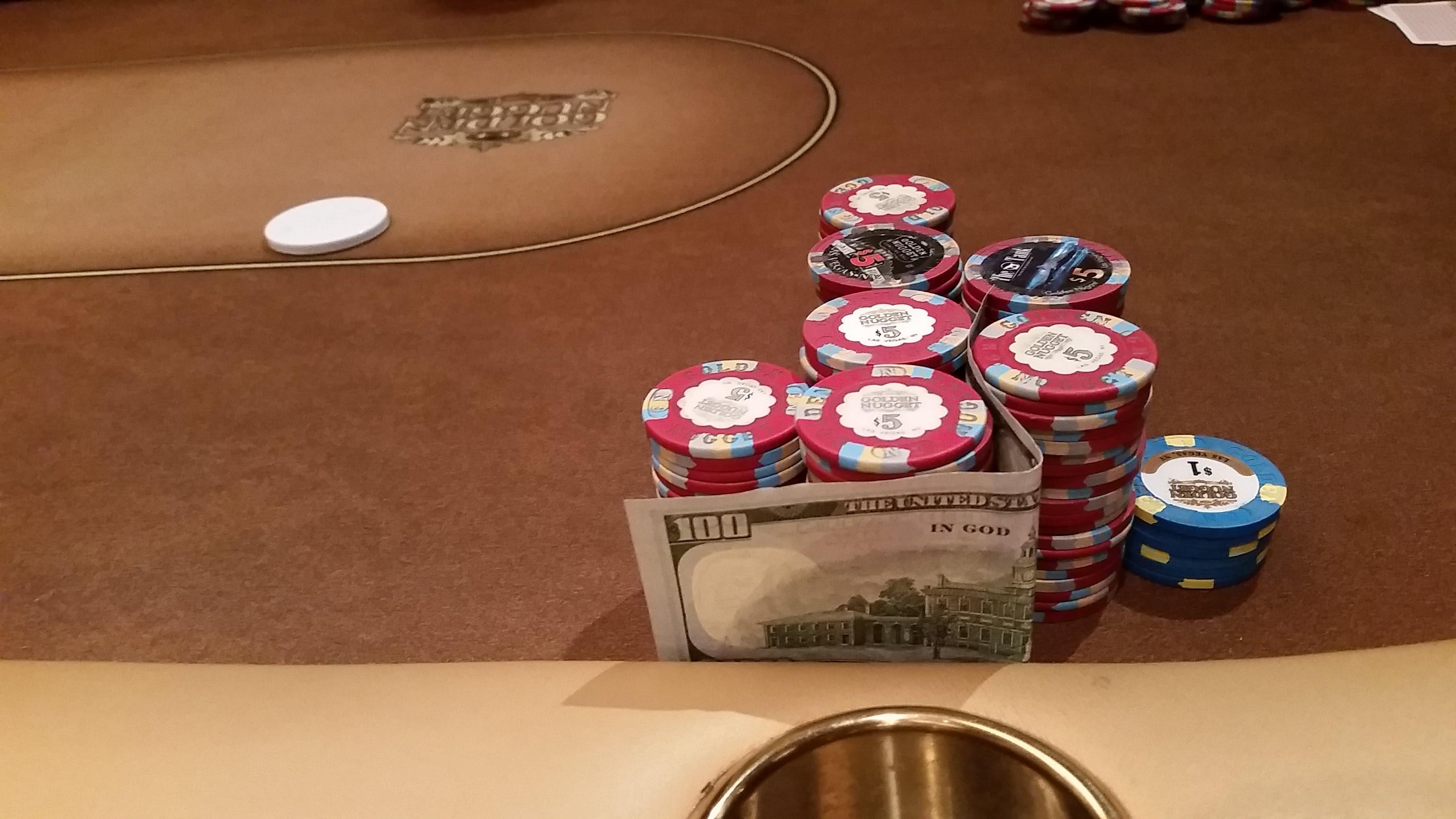 TheTrooper97 - Poker at the Golden Nugget