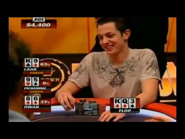 Tom Dwan Gets Paid Off By Phil Laak