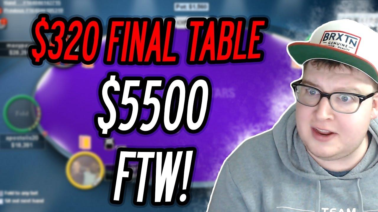 Tonkaaaap - $320 Six Max Final Table