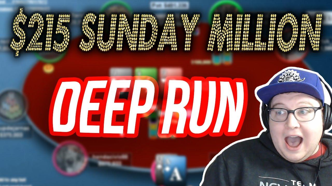 Tonkaaaap - Deep in the Sunday Million!