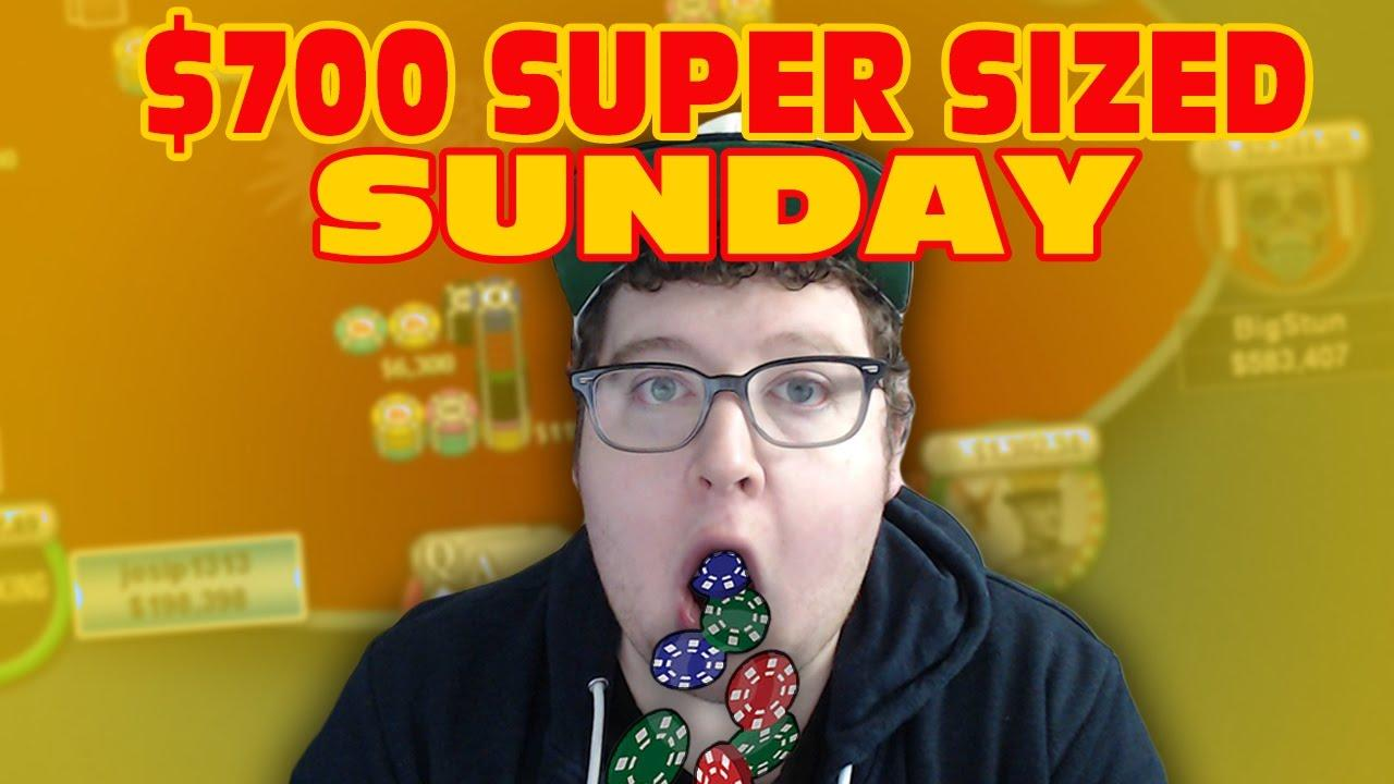 Tonkaaaap - Running DEEP in The $700 Super Sized Sunday