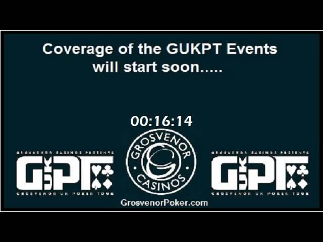 UKSPC 2016 - Final Day Live Stream