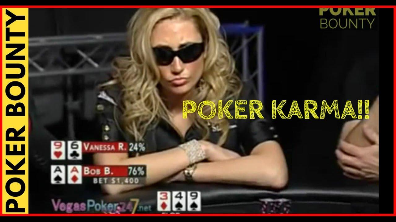 Vanessa Rousso Gets Dealt Karma