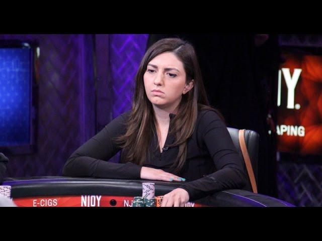 World Series of Poker Babe Kelly Minkin