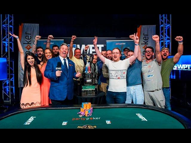 WPT Caribbean - Final Table Live Stream