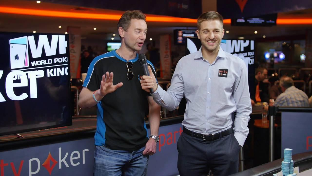 WPT National UK - Jankowski Turns One Penny into $200k