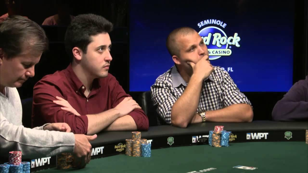 WPT Seminole Poker Finale - Final Table