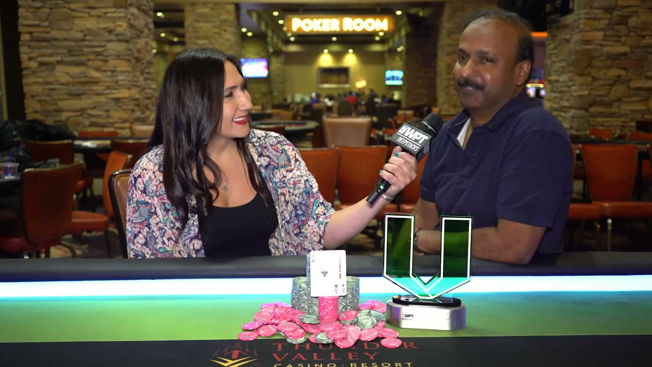 WPTDS Thunder Valley - Winner Interview