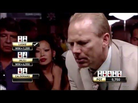 WSOP Main Event - Quads Or Better - Part 1