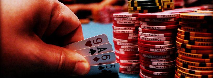 Poker redraw definition