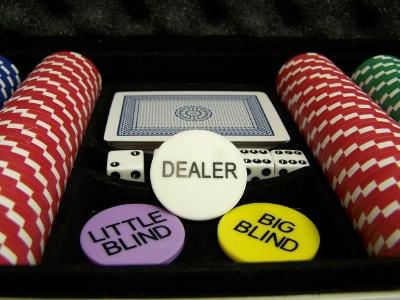 Blinds in poker mlb slot values