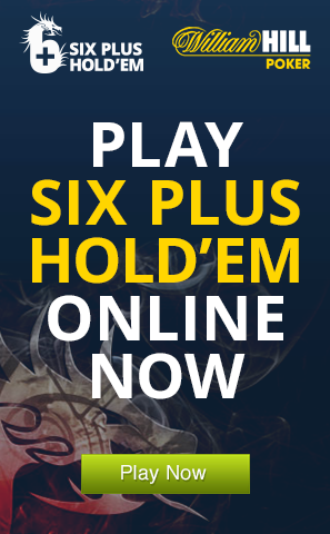 6+ Hold'em Poker at William Hill