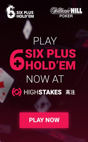 6+ Hold'em Poker at HighStakes