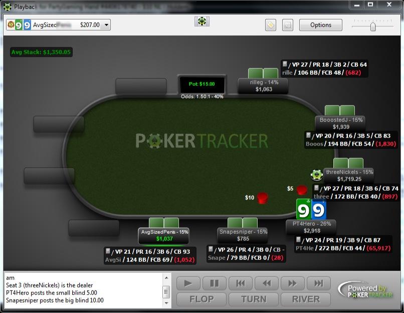 online poker tools